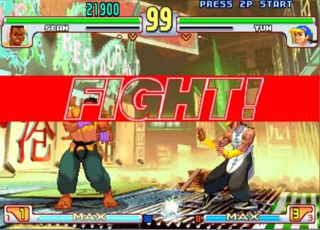 Fighting Game Interactive Music Study